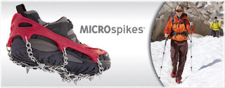 Micro Spikes fro Trail Running Shoes