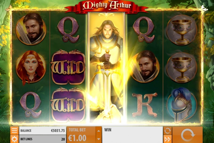 Joaca acum Mighty Arthur Online