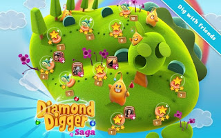 Diamond Digger Saga Apk v2.10.0 (Mod Lives/Boosters & More)