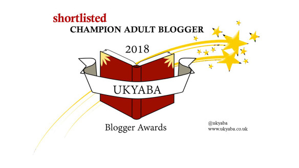 UKYABA 2018 Shortlisted