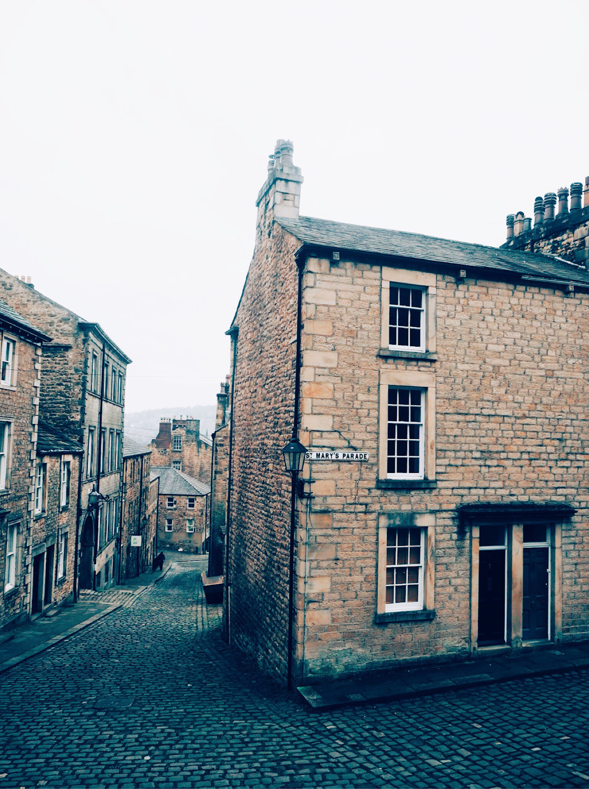 Visiting Lancaster