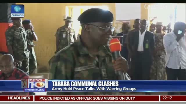 Taraba APC Congress suspended