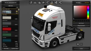 Iveco Hi Way Laso Skin
