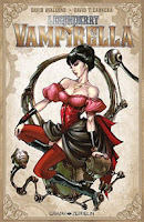 Comics Legendery Vampirella de David T. Cabrera et David Avallone