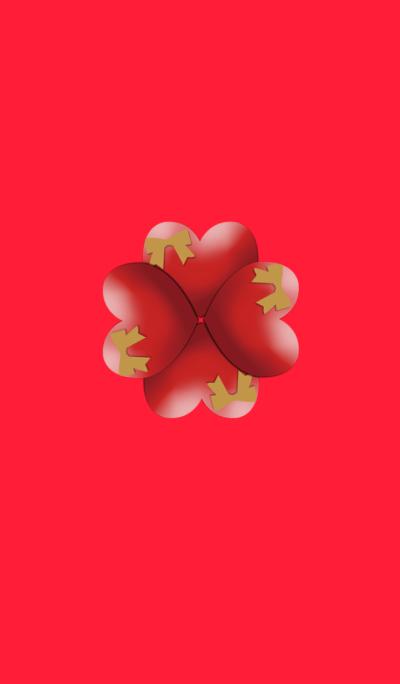 Lover love fortune clover