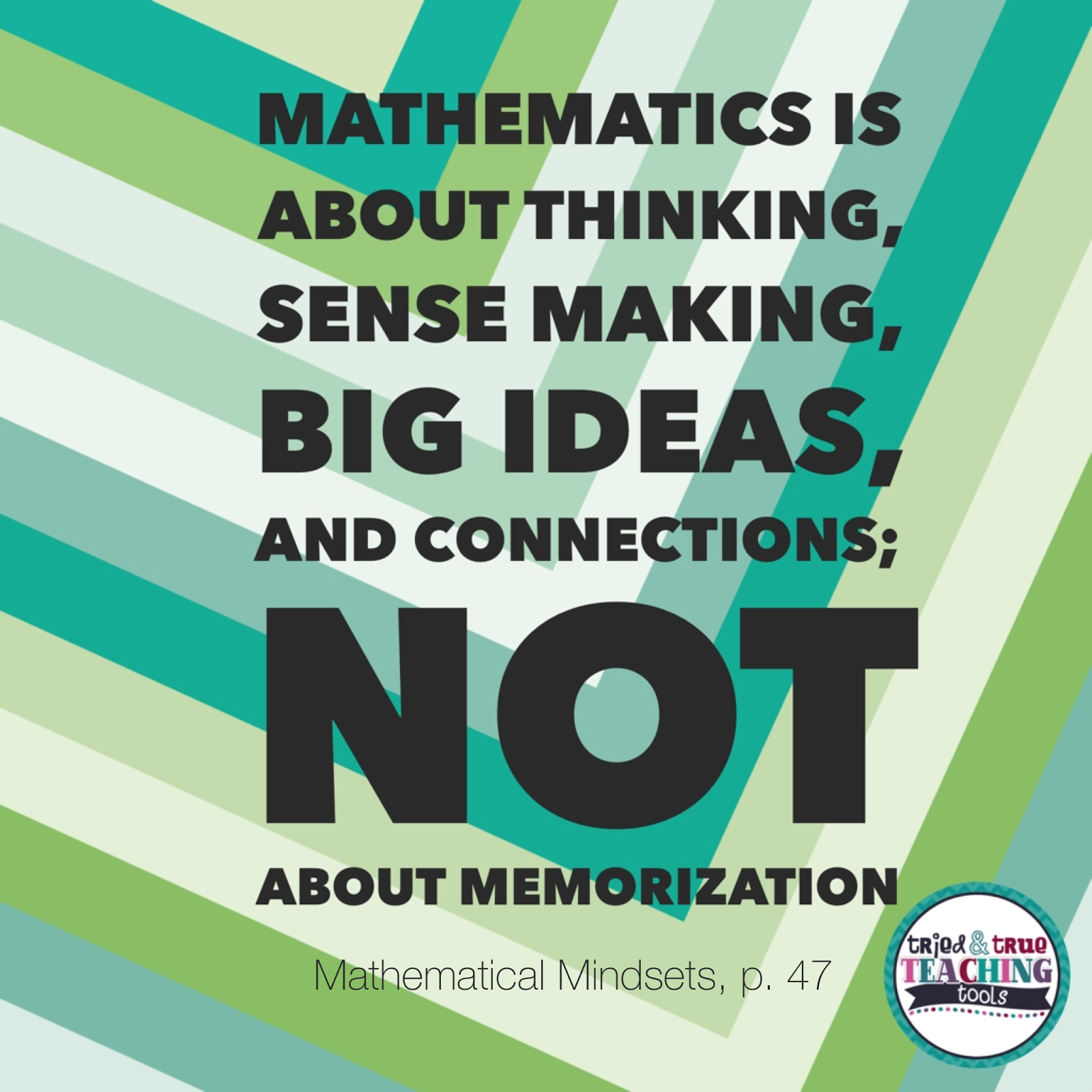 Creating Mathematical Mindsets | <!--Can\'t find substitution for tag ...