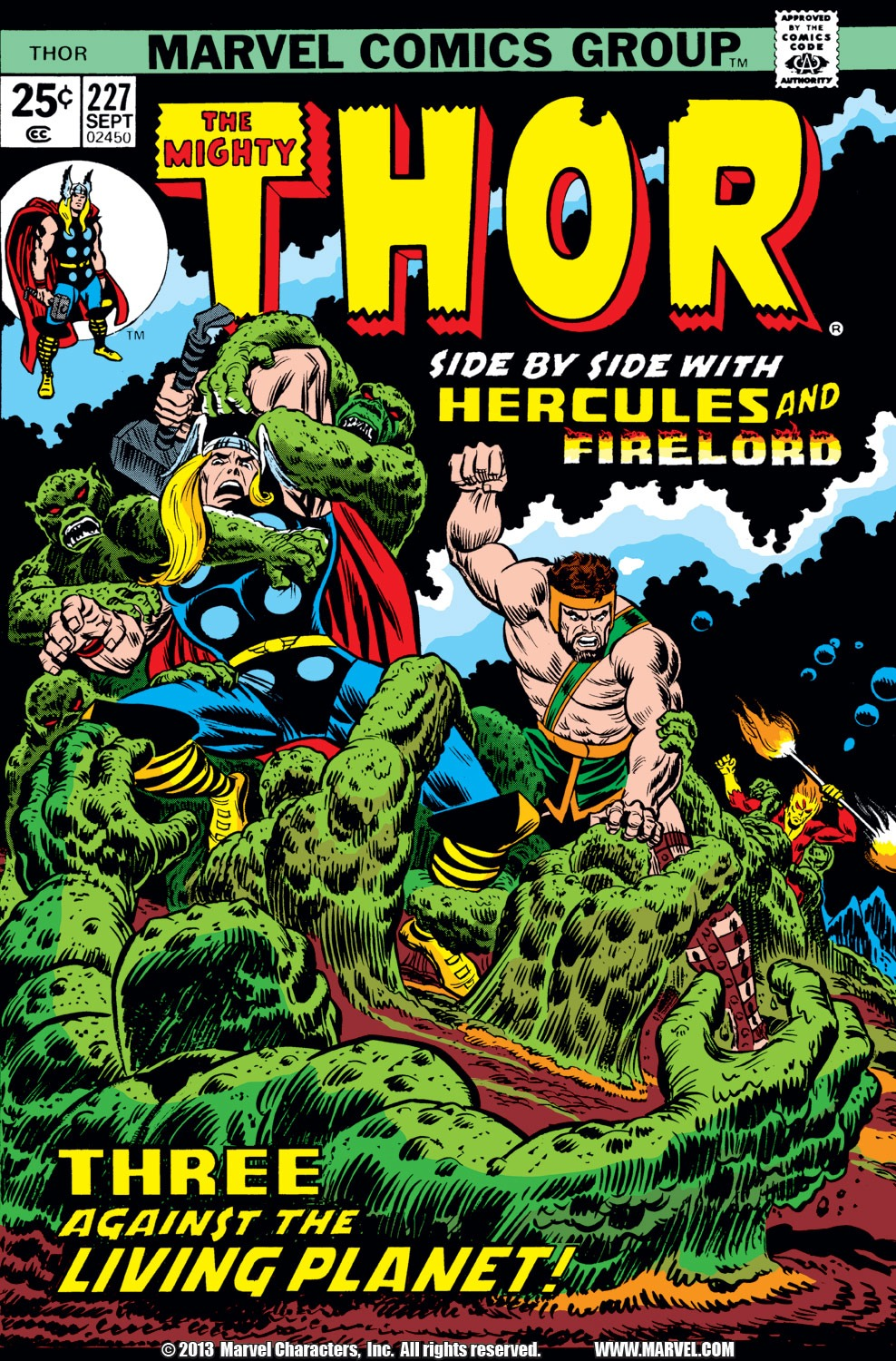 Thor (1966) 227 Page 1