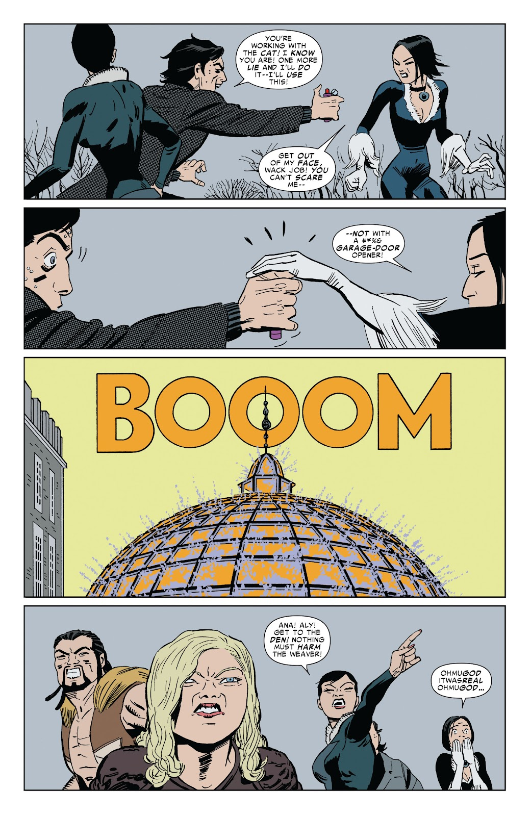 Amazing Spider-Man Presents: Black Cat Issue #4 #4 - English 7