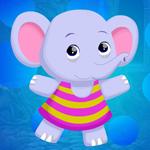 G4K Cute Elephant Escape