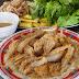 Gỏi cá mai - Món ăn đậm phong vị biển Nha Trang