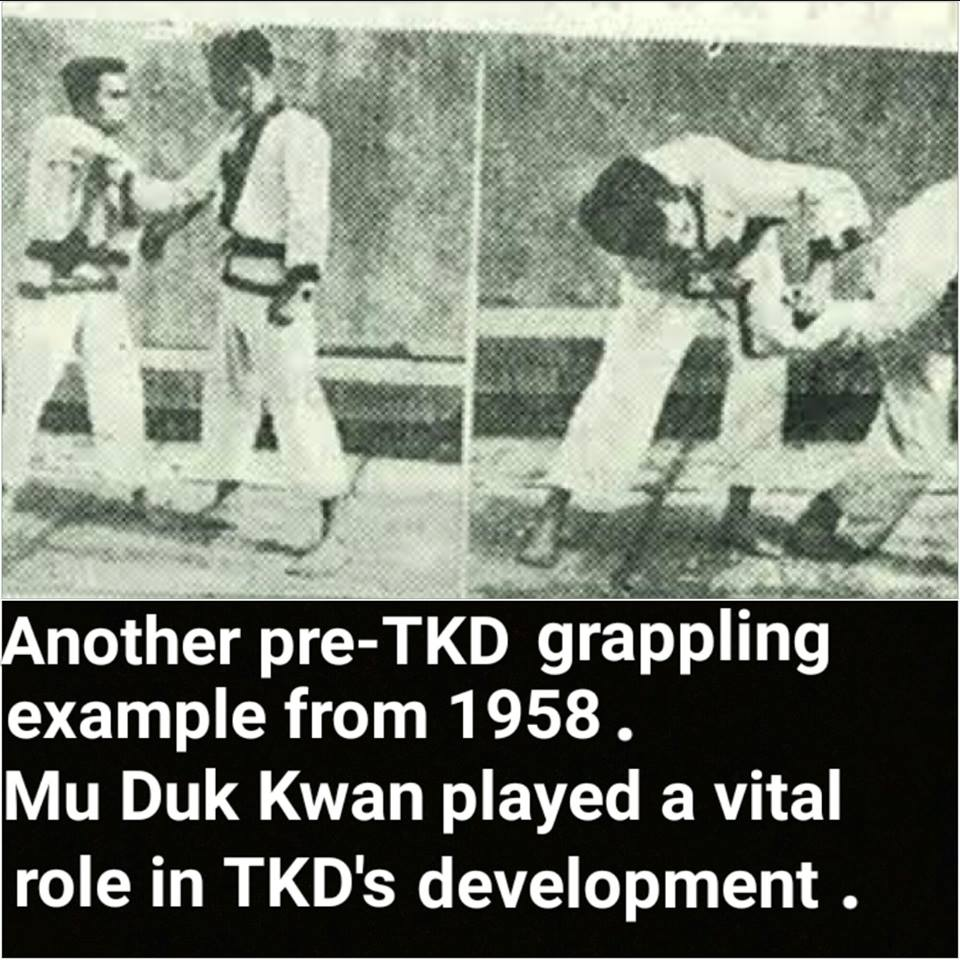 Traditional taekwondo ramblings taekwondo and jointlocks a 1958mudukkwan2g fandeluxe Images