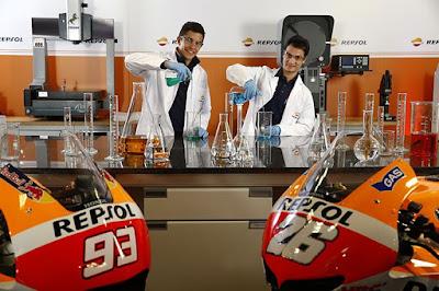 Pembalap Repsol Honda Coba Racik Sendiri Formula RC213V