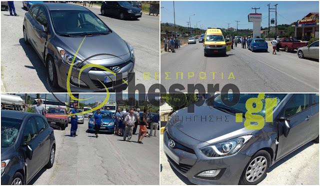 Ηγουμενίτσα: Στο νοσοκομείο Φιλιατών η γυναίκα που παρασύρθηκε από ΙΧ (+ΦΩΤΟ)