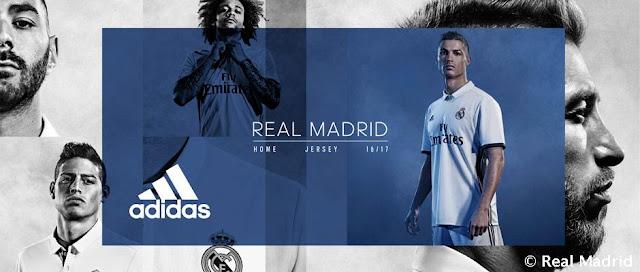adidas y el Madrid presentan la nueva equipación