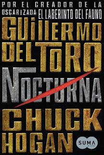 Nocturna, por Guillermo del Toro y Chuck Hogan