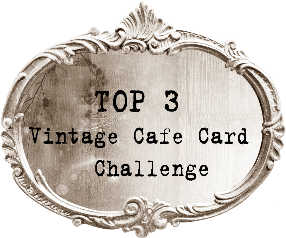 I was featured at Vintage card Cafe