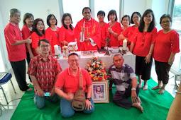 KMKS Merayakan HUT Imamat Romo Y. Kesaryanto,Pr