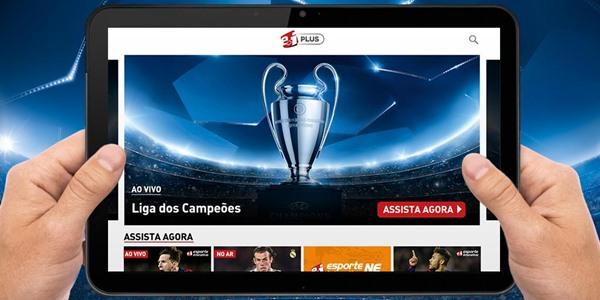 EI Plus terá canal extra com highlights durante jogos da Champions League - Portal Mídia Esporte | Notícias da Mídia Esportiva
