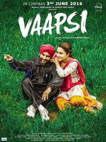 Vaapsi 2016 Punjabi 480p DVDRip 300MB