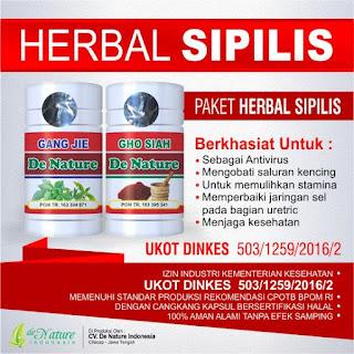 Obat Herbal Sipilis Ampuh
