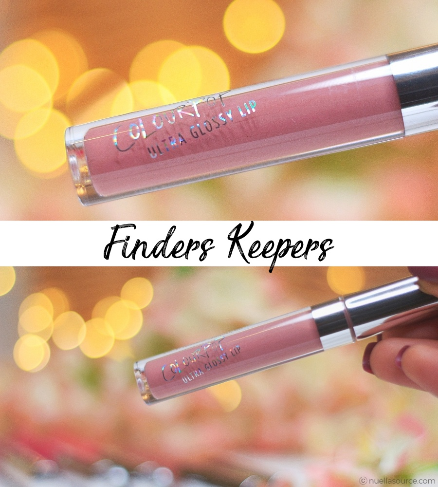 Colourpop ultra glossy lip finders keepers