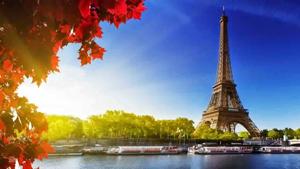 برج إيفل الفرنسي