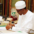 Pres. Buhari writes National Assembly, seeks approval to borrow $5.851bn for railway projects