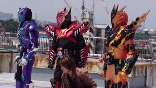 Kamen Rider Build - 45 Subtitle Indonesia
