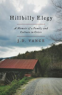 Hilbilly Elegy book cover