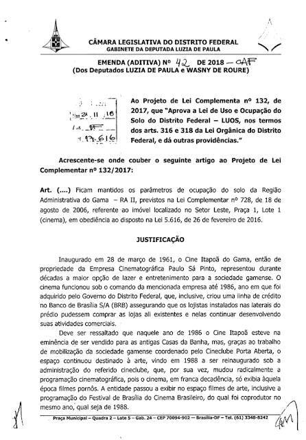Deputada Luzia de Paula Deputado Wasny de Roure Autora Autor 99e1597a9badd