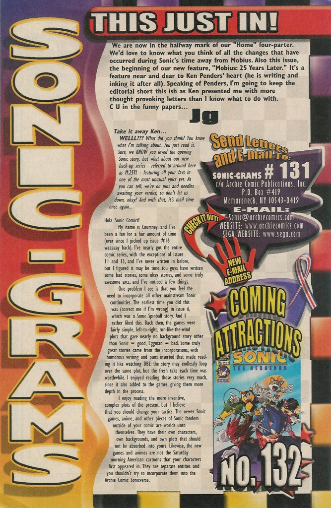 Read online Sonic The Hedgehog comic -  Issue #131 - 31