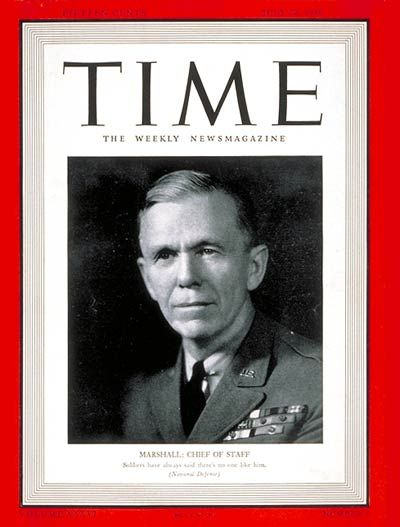 29 July 1940 worldwartwo.filminspector.com General George Marshall