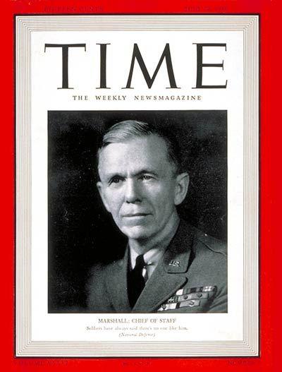 29 July 1940 worldwartwo.filminspector.com General George Marshall