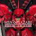 Custom Build: RG 1/144 MSN-04 Sazabi [Detailed]