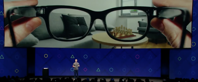 Augmented Reality dari Facebook bisa memunculkan Objek 3D seperti nyata