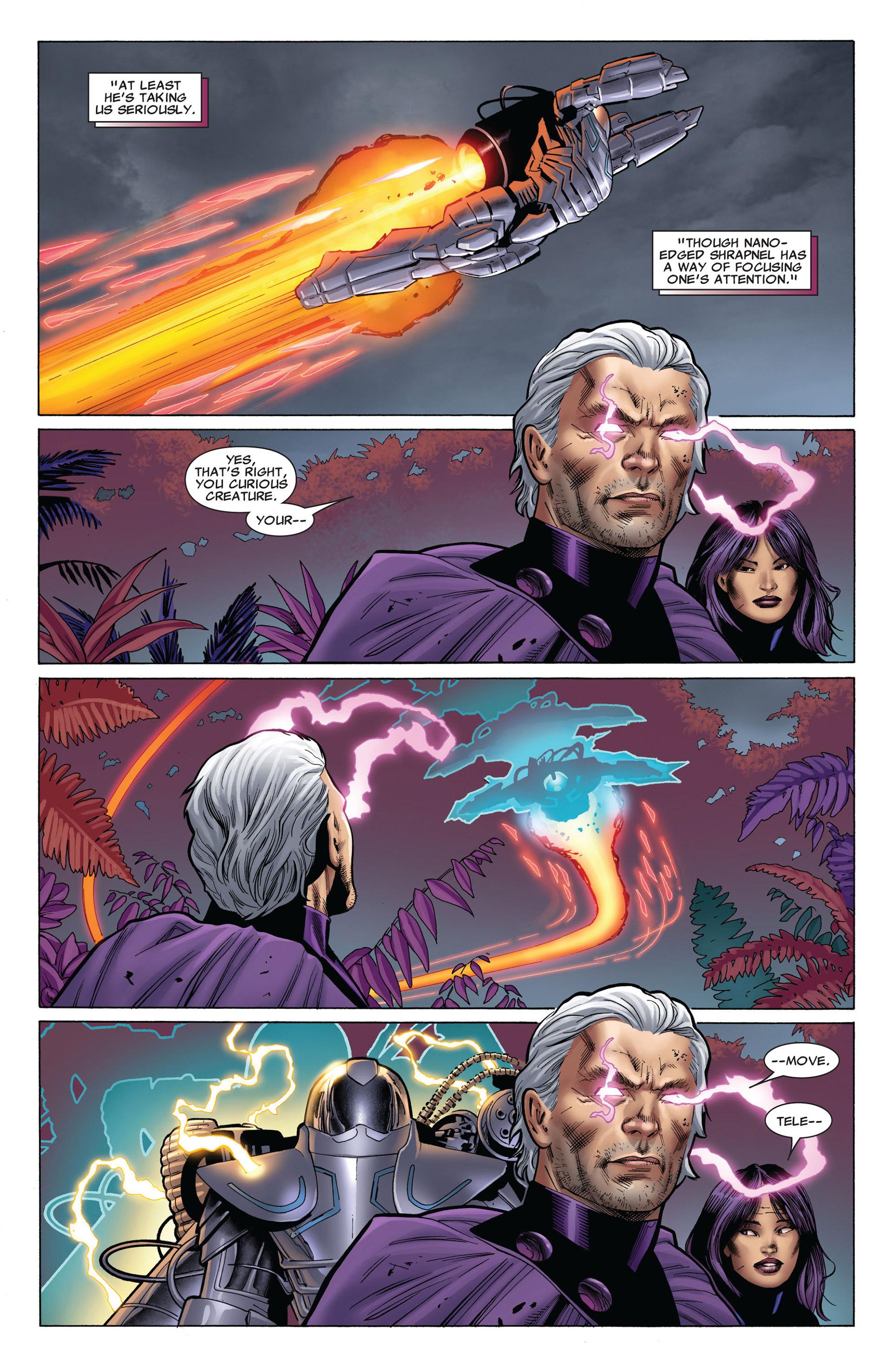 Read online Uncanny X-Men (2012) comic -  Issue #6 - 12