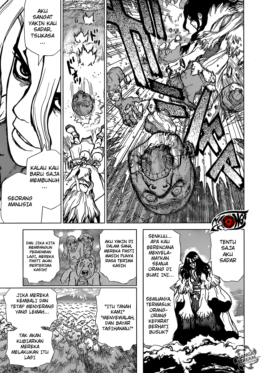Dr.Stone Chapter 04-15