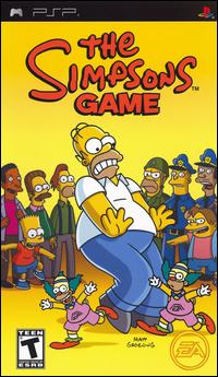 The Simpsons [PSP] ISO [Español]