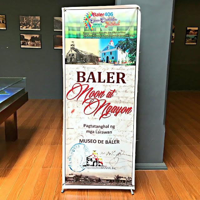 Baler, Aurora