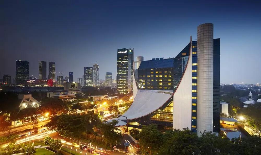 Gran Melia Hotel Mewah di Jakarta Jawa Barat