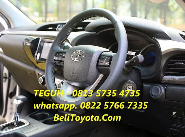 Harga, Promo, Diskon, Spesifikasi Toyota All New Hilux