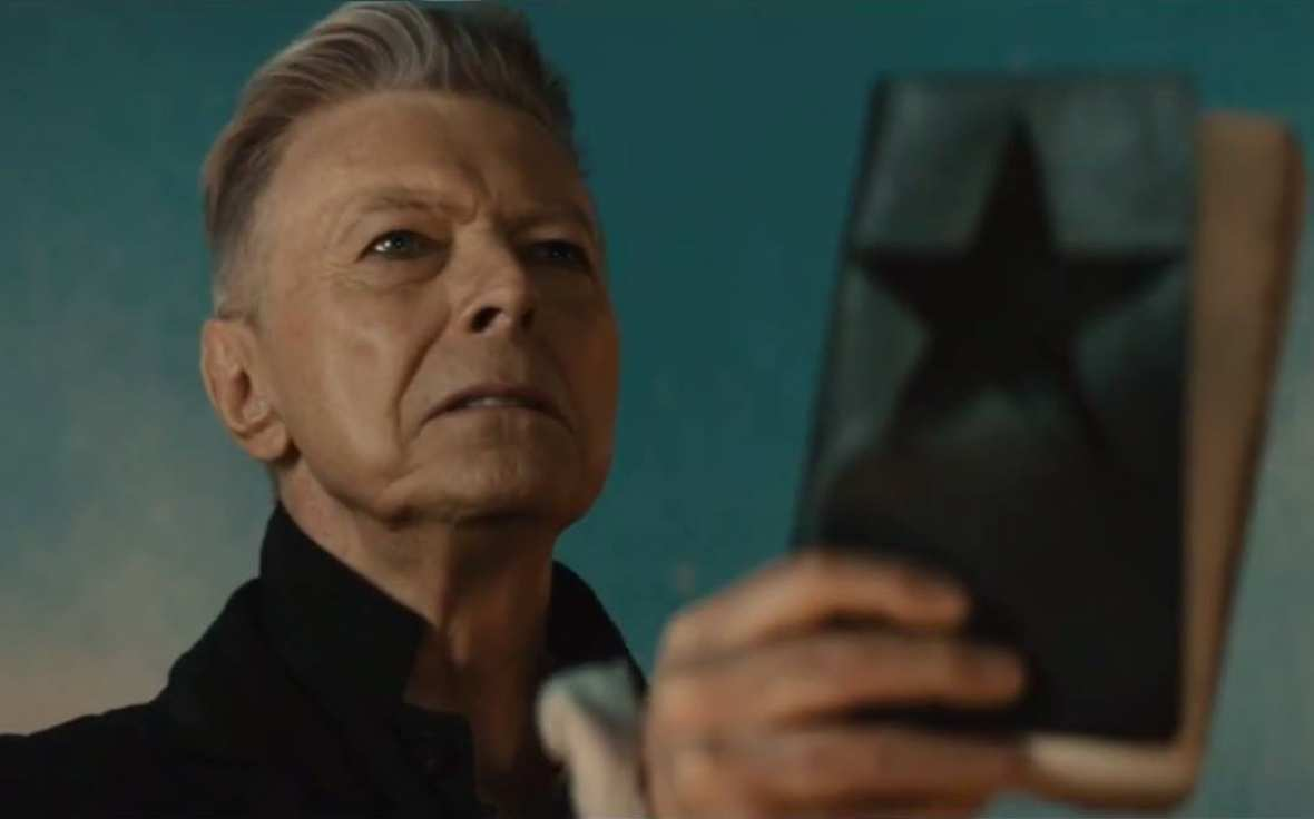 david bowie blackstar video