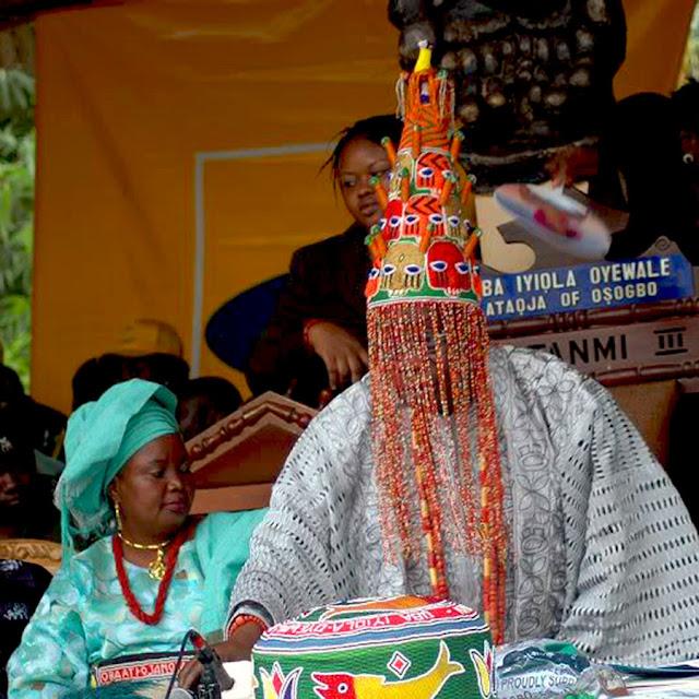 African Baskets: OSUN OSOGBO FESTIVAL OF YORUBA PEOPLE OF NIGERIA: AFRICA`S
