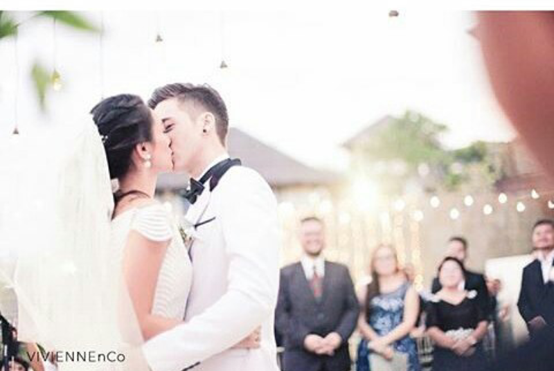Stefan William & Celine Evangelista's Wedding | 10 November 2016