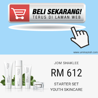 Promosi Shaklee Mei 2019 Youth Starter Set
