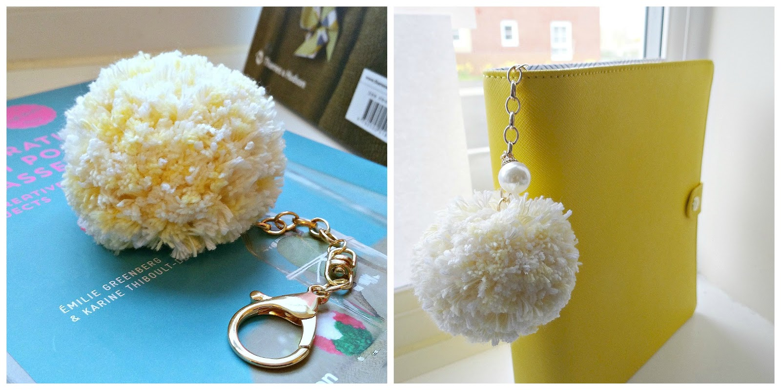 Craft Studio Books, make your own, Pom Poms