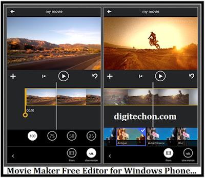 Movie Maker Free Editor