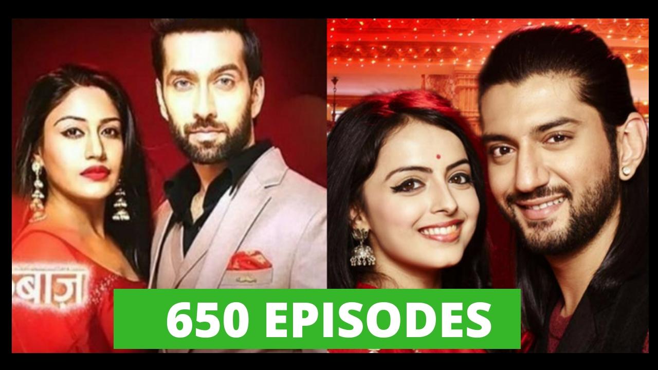 Milestone Of 650 Episodes Of Ishqbaaz Team , 2 october 2018 - Indian