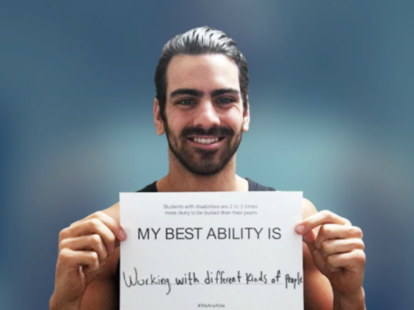 Be Inspired: #WeAreAble Campaign