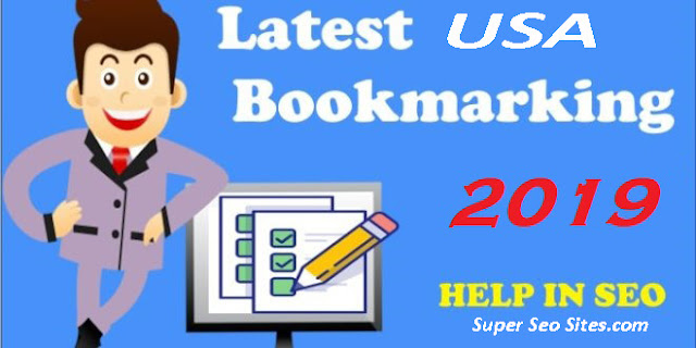 Top Social Bookmarking Sites in USA
